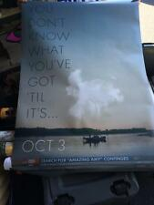 YOU DON'T KNOW WHAT YOU'VE GOT 'TIL IT'S... ORIGINAL 27x40 MOVIE POSTER (2015)