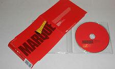 Promo Single CD Marque - Wonderman  4.Tracks 2002 sehr guter Zustand