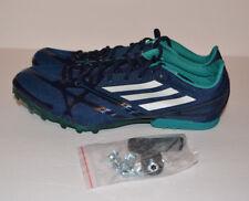Adidas Men's Adizero MD 2 Mid Distance Running Spikes Navy Blue [Size 10] AQ3094