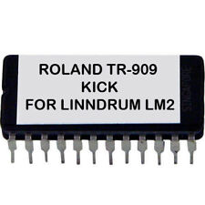 ROLAND TR909 KICK Sound Eprom For LINNDRUM LM2