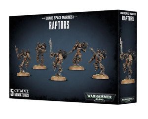 Chaos Space Marines Raptors Schulterpanzer I *BITS*