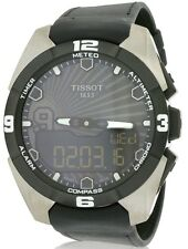 Tissot T-Touch Expert Solar Tony Parker Mens Watch T0914204606100