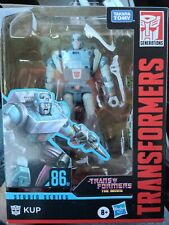 Transformers Studio Series Deluxe Kup 1986 movie 86-02 Brand New
