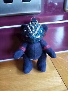 BURBERRY Thomas Beasts Fish Teddy Bear Bag Key/Ring Keychain/ Bag Charm