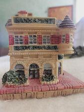 Liberty Falls Miniature Houses & Buildings-Bank & Mint