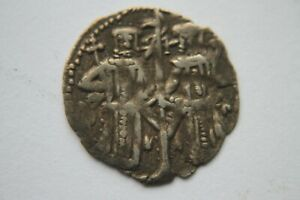 MEDIEVAL SILVER GROSSO 13th CENTURY CHRIST