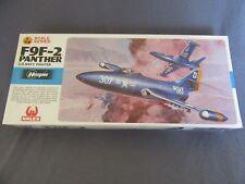 998F Hasegawa JS-138 Grumman F9F-2 Panther 1:72 Maqueta