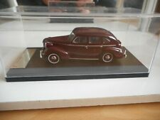 Premium X Volvo PV60 1947 in Red on 1:43 in Box
