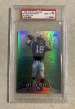 1998 Topps Finest (REFRACTOR) Peyton Manning Rookie!!! (JUMBO)
