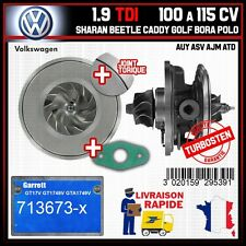 CHRA Caddy 1.9 TDI 100 115 Turbo 454232 701855 454183 712968 713673 722730 71641