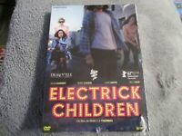 "DVD NEUF ""ELECTRICK CHILDREN"" Julia GARNER, Rory CULKIN / Rebecca THOMAS"