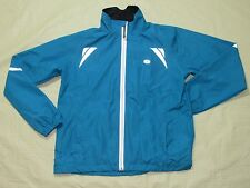 WOMENS JACKET blue light weight reflective = SUGOI = SIZE LARGE = WH97