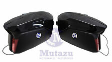 Detachable Hard Saddlebags Suzuki Boulevard C50 C90 M109R Marauder