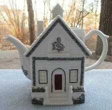 Johnson Brothers Friendly Village House Teapot New in Box