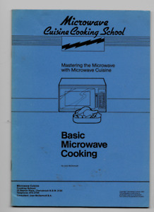 Cook book, cookbook, Microwave Cuisine Cooking School, Basic Microwave Cooking