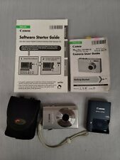 Canon PowerShot Digital ELPH SD790 IS IXUS 90 IS 10 MP Camera Great Condition!
