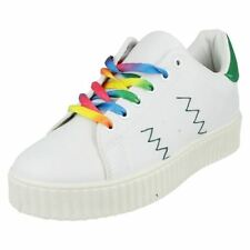Standard Width (D) Synthetic Upper Trainers for Women