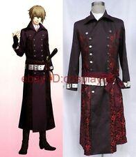 anime Hakuouki Shinsengumi Kitan Kazama Chikage cosplay costume any size custom