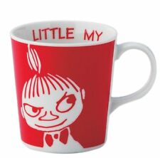 hm0156 MOOMIN Valley Mug Cup Little My MM622-11 Made in Japan