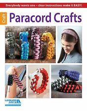 NEW Paracord Crafts by Leisure Arts