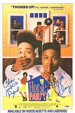 Kid 'n Play Signed House Party 11x17 Poster PSA/DNA COA Christopher Reid Martin