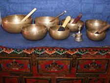 551# Tibet Klangschalen Set 14Tlg Komplettset