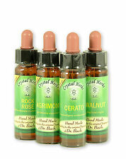 10ml Bach Flower Remedy For Animals / Pets - made with alcohol