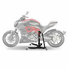Motocicleta soporte central constands Power bm ducati diavel 11-17