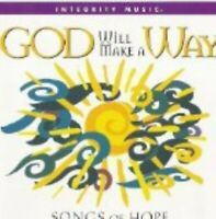 God Will Make A Way: Songs of Hope - Music CD -  -   - Integrity Music - Very Go