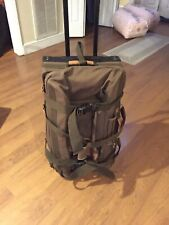 Cabela's Outback Series Wheeled Load out Luggage/Equipment Bag