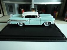 Oxford 1958 Edsel Citation Ice Green / White 1/87 Ho diecast car
