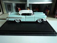 Oxford  1958   Edsel  Citation   Ice Green / White      1/87   HO   diecast car