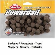 Berkleys ® Powerbait - Trout Nuggets - Natural - 1307615  * New 2020 Stocks *