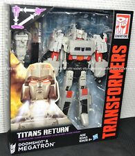 Transformers Generations Titans Return Voyager Class Figure Megatron