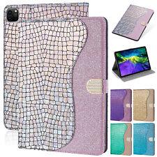 For iPad 7th Gen 10.2/Pro 11/Air/9.7 6th 5th/Mini Leather Smart Flip Case Cover