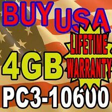 4GB HP Pavilion Entertainment dv6-1350us Memory RAM