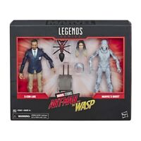 """MARVEL LEGENDS 80th ANNIVERSARY SERIES 6"""" ACTION FIGURE SET - GHOST & LUIS"""