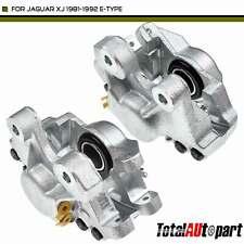 2 Disc Brake Caliper With Metal Piston For Jaguar Xj6 74 87 Xjs 76 94 Rear Side Fits Jaguar