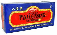 Imperial Elixir, Chinese Red Panax Ginseng Extractum, 30 vials