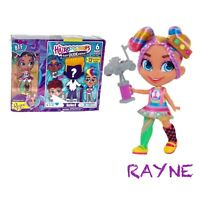 NEW Hairdorables Hairdudeables Exclusive RAYNE Doll BFF 2 PACK SEALED