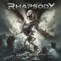 Turilli Rhapsody - Zero Gravity (Rebirth and Evolution) CD NEU OVP