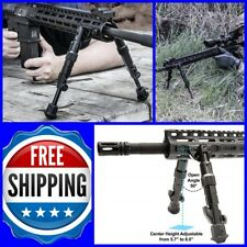 Aluminium Mlok Bipod Legs Rifle Extensions Leapers Utg Recon Flex Matte, Black