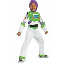 Toy Story 4 Buzz Lightyear Glow In The Dark Halloween Child Costume Medium 7-8