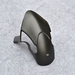 Injection Front Tire Fender Mudguard fit For Ducati Monster 696 796 1100 1100S