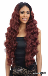 Freetress Equal Long Lace Front Synthethic Wig W/ Baby Hair - Baby Hair 102