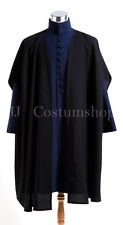 Harry Potter Deathly Hallows Severus Snape Coat Costume <Custom Made>