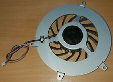 Sony PlayStation 3 PS3 - Cooling Fan 15 Blade for 40GB CECHG, Long Cable, Tested