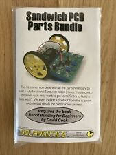 Solarbotics Sandwich PCB Parts Bundle