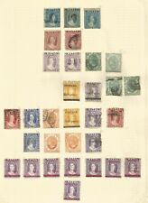 SOUTH AFRICA - NATAL 1859-1909  QV - KEVII,  MINT & USED COLLECTION.  Cat £900