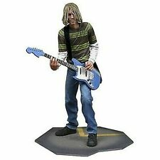 Kurt Cobain 7 Inch Action Figure With Skyblue Guitar by NECA 29519 fromJAPAN